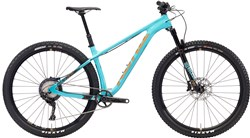 Kona Honzo CR/DL Trail 29er Mountain Bike 2018 - Hardtail MTB