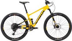 Kona Hei Hei CR/DL 29er Mountain Bike 2018 - Trail Full Suspension MTB