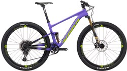 Kona Hei Hei Race Supreme 29er Mountain Bike 2018 - XC Full Suspension MTB