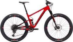Kona Hei Hei Supreme 29er Mountain Bike 2018 - Trail Full Suspension MTB