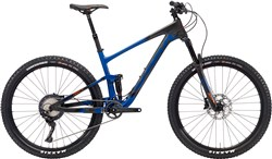 "Product image for Kona Hei Hei Trail CR 27.5"" Mountain Bike 2018 - Trail Full Suspension MTB"