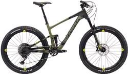 "Kona Hei Hei Trail CR/DL 27.5"" Mountain Bike 2018 - Trail Full Suspension MTB"