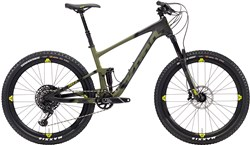 "Kona Hei Hei Trail CR/DL 27.5"" Mountain Bike 2018 - Trail Full Suspension MTB"