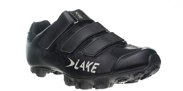 Lake MX161 Flat MTB Wide Fit Shoes | Sko