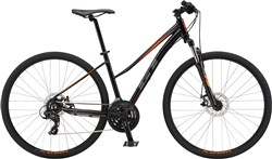 Product image for GT Transeo Comp Step-Thru Womens 2018 - Hybrid Sports Bike