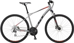GT Transeo Elite 2018 - Hybrid Sports Bike