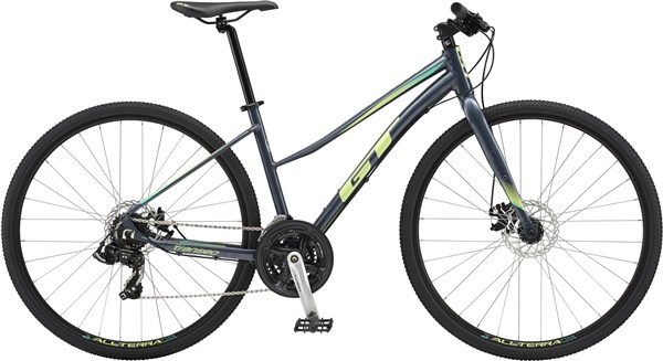 GT Transeo Sport Step-Thru Womens 2018 - Hybrid Sports Bike