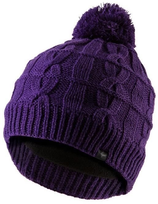 Sealskinz Waterproof Cable Knit Bobble Hat | Hovedbeklædning