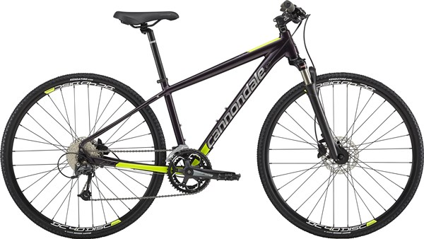 Cannondale Althea 2 Womens 2019 - Hybrid Sports Bike