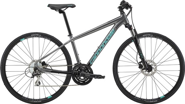 Cannondale Althea 3 Womens 2019 - Hybrid Sports Bike | City