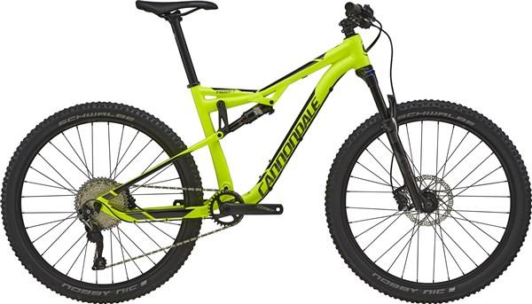 Cannondale Habit 5 27 5 Mountain Bike 2018 Out Of Stock Tredz Bikes