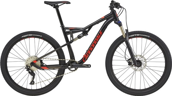 "Cannondale Habit 6 27.5"" Mountain Bike 2018 - Trail Full Suspension MTB"