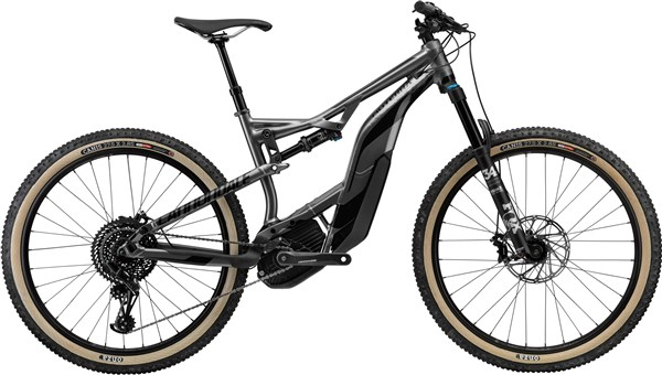 Cannondale Moterra SE 27.5+ 2018 - Electric Mountain Bike | MTB