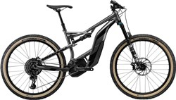 Product image for Cannondale Moterra SE 27.5+ 2018 - Electric Mountain Bike