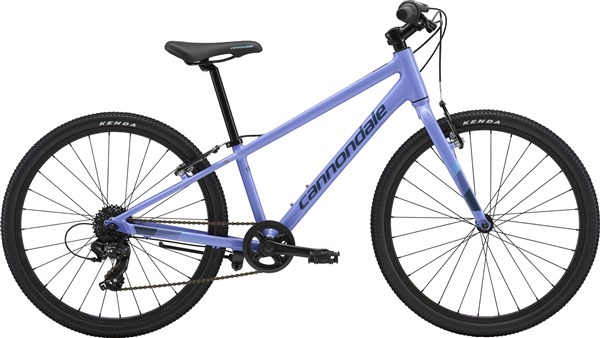 Cannondale Quick 24w Girls 2019 - Junior Bike | City-cykler