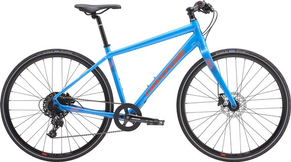 Cannondale Quick 2 Disc 2018 - Hybrid Sports Bike