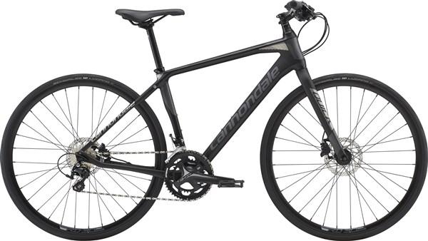 Cannondale Quick Carbon 1 Flat Bar 2019 - Road Bike | Racercykler