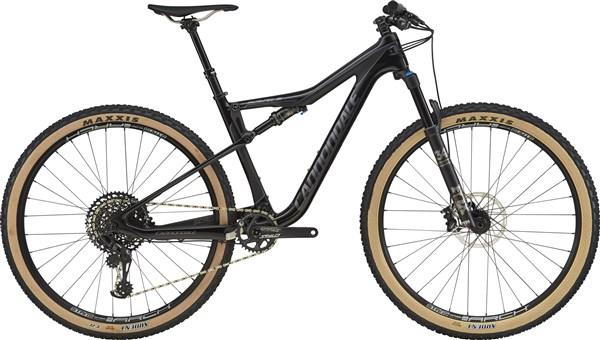 Cannondale Scalpel SE 2 29er Mountain Bike 2018 - Trail Full Suspension MTB
