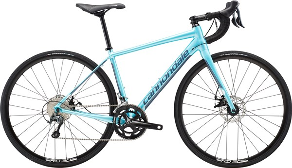 Cannondale Synapse Disc Tiagra Womens 2019 - Road Bike | Road bikes