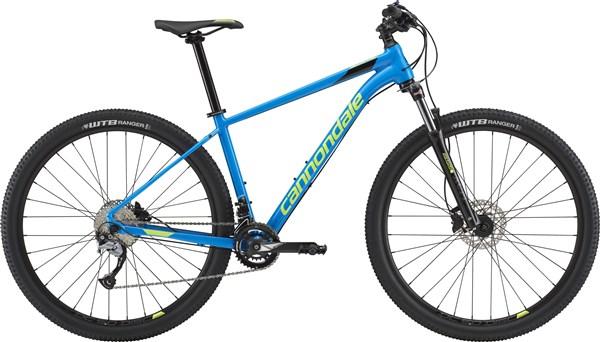 "Cannondale Trail 6 Boost 27.5"" Mountain Bike 2019 - Hardtail MTB"