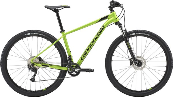 Cannondale Trail 7 Boost 29er Mountain Bike 2019 - Hardtail MTB