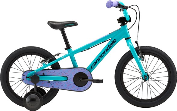 Cannondale Trail 16w Girls 2019 - Kids Bike | City