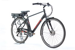 Raleigh Array E-Motion Crossbar 700c - Nearly New - M 2018 - Electric Hybrid Bike