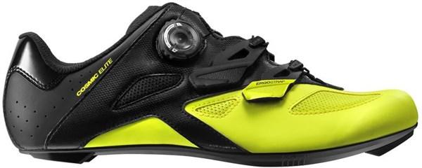 Mavic Cosmic Elite Shoe black/yellow-fluo