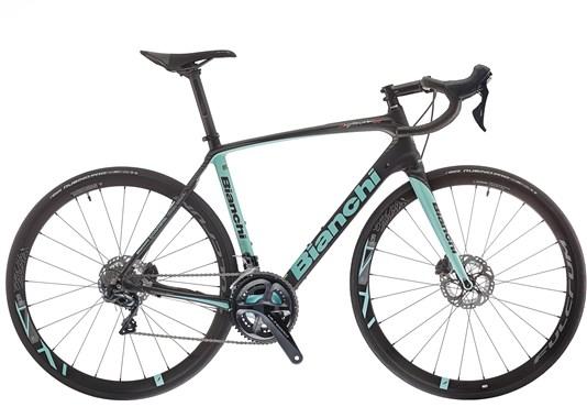 Bianchi Infinito CV Disc Ultegra 2018 - Road Bike | Racercykler