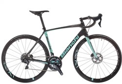 Bianchi Infinito CV Disc Ultegra 2018 - Road Bike