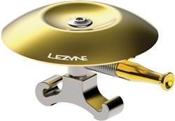 Lezyne Classic Shallow Brass Bell