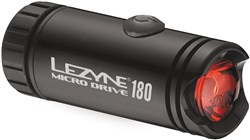 Lezyne Micro 180 Rear Light