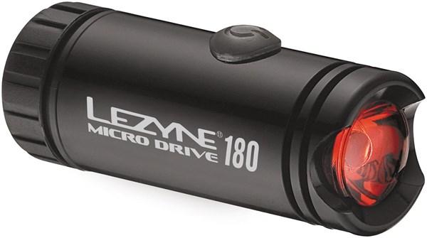 Lezyne Micro 180 Rear Light