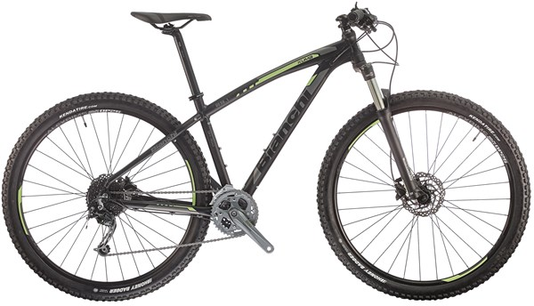 Bianchi Kuma 29.1 29er Mountain Bike 2018 - Hardtail MTB