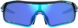 Tifosi Eyewear Davos Interchangeable Clarion Blue Lens Sunglasses