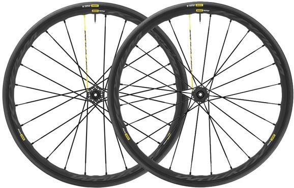 Mavic Ksyrium Pro Disc UST Road Wheels