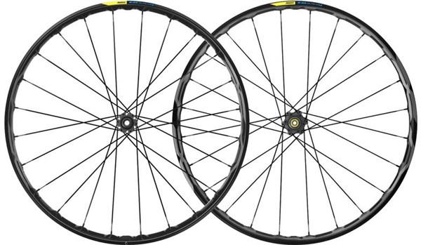 Mavic E-XA Elite 27+ MTB Wheels