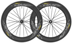 Mavic Comete Pro Carbon SL Tubular Disc Road Wheels