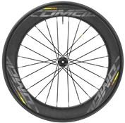 Mavic Comete Pro Carbon SL Tubular Disc Road Wheels