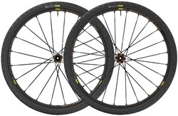 Mavic Allroad Pro UST Disc Road Wheel Set