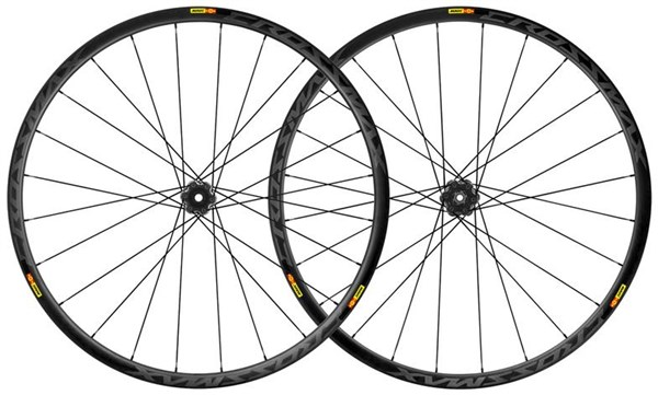 "Mavic Crossmax Pro Carbon 27.5"" MTB Wheels 2018"