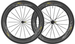 Product image for Mavic Comete Pro Carbon SL Tubular Road Wheels 2018