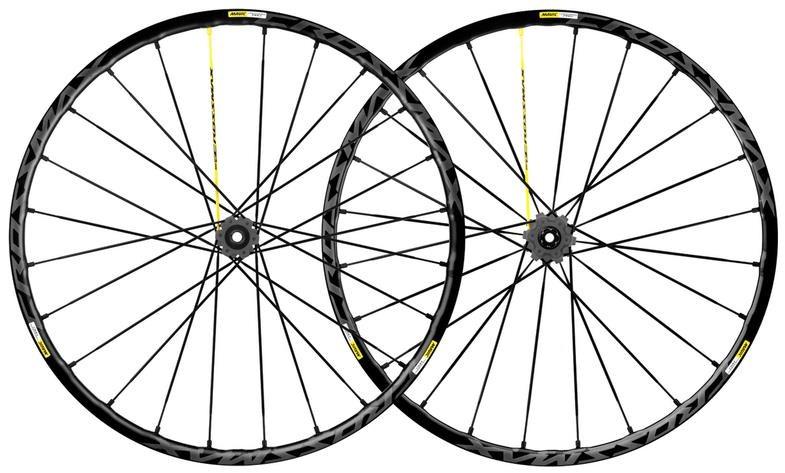 Mavic Crossmax Pro  29 Inch Carbon Wheelset