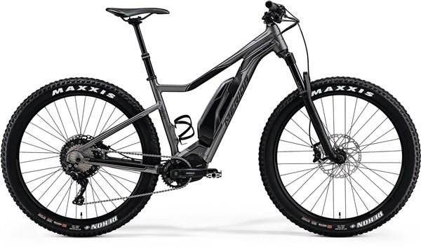 Merida eBig Trail 800 27.5+ 2018 - Electric Mountain Bike | Mountainbikes