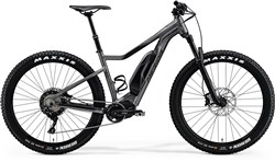 Merida eBig Trail 800 27.5+ 2018 - Electric Mountain Bike