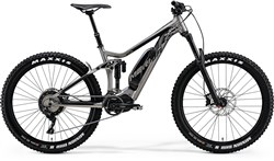 Merida eOne Sixty 800 27.5+ 2018 - Electric Mountain Bike