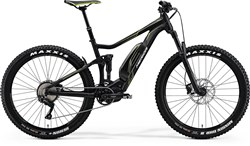 Merida eOne Twenty 500 27.5+ 2018 - Electric Mountain Bike