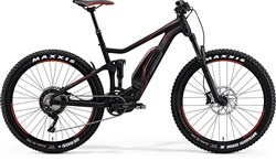 Merida eOne Twenty 800 27.5+ 2018 - Electric Mountain Bike
