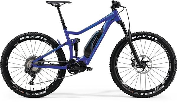 Best Electric Mountain Bike >> Merida Eone Twenty 900e 27 5 2019 Tredz Bikes