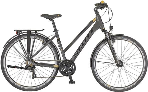 Scott Sub Sport 30 Womens 2018 - Hybrid Sports Bike